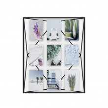 Prisma Gallery Photo Frame (Black) - Umbra