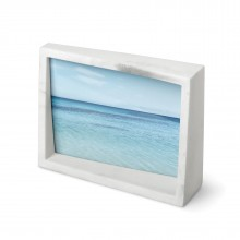 Edge Photo Display - 13 x 18 cm (Marble) - Umbra