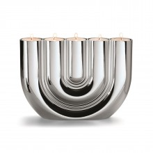 DOUBLE U Tealight Holder - Philippi
