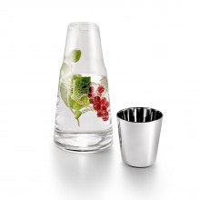 H2O Pitcher with Glass (1L) - Philippi