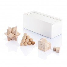 3 Pieces Brain Teaser Set - XD Design