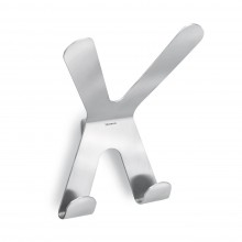 Vasco Wall Hook Stainless Steel Matt - Blomus