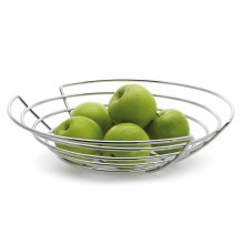 Wires Basket / Fruit Bowl L (Large) - Blomus