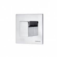 MENOTO Wall Hook (Stainless Steel Polished) - Blomus