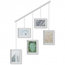 Εxhibit Multi Wall Photo Display (White) - Umbra