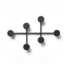Afteroom Coat Hanger (Black) - Menu