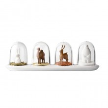 Animal Parade Spice Shaker Set - Qualy