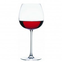 B&T Bourgogne Red Wine Glasses 690 ml (Set of 6) - Nude Glass