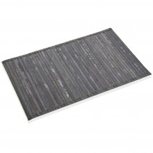 Bamboo Mat (Washed Dark Grey) - Versa