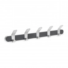 VENEA Coat Rack Black - Blomus