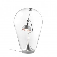 Blow LED Table Lamp (Metal / Glass) - Lodes