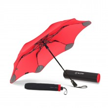 Metro Automatic Storm Umbrella (Red) - Blunt