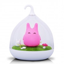 Bunny LED Night Light (Touch Sensor)