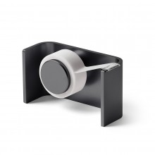 City Tape Dispenser (Metallic Grey) - LEXON