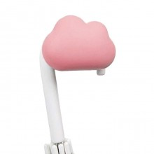 Cloud Wall Hook (Pink) - Qualy