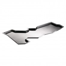 Clouds Root Tray 54cm (Stainless Steel) - Alessi