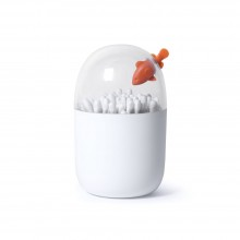 Clownfish Cotton Bud Holder - Qualy