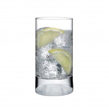 Club Ice High Ball Glasses 280 ml. (Set of 4) - Nude Glass