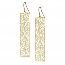 Cluster Earrings (Gold) - Nervous System