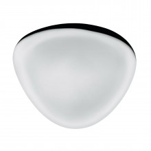 Colombina Tray (Stainless Steel) - Alessi
