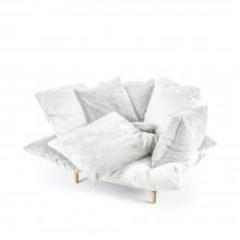 Comfy Armchair (White) - Seletti