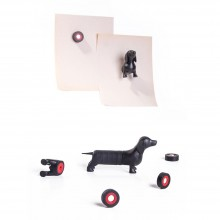 Dachshund Magnet Set (6 pcs) - Qualy