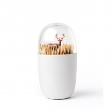 Deer Meadow Toothpick Holder - Qualy