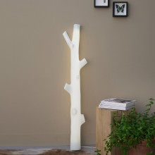 D+I Illuminated Tree Wall & Floor Lamp - Presse Citron