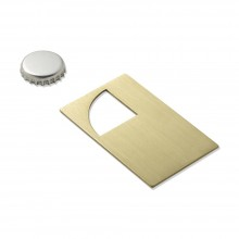 Divine Proportion Bottle Opener (Brass) - MoMa
