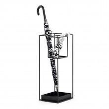Duo Umbrella Stand (Black / Metal) - Mogg