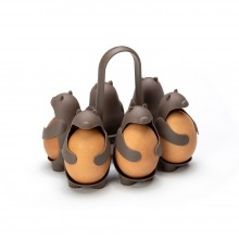 Eggbears Egg Holder / Cooker - Peleg Design