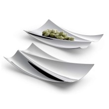 ELBHARMONIE Snack Bowl Set of 2 (Stainless Steel) - Philippi