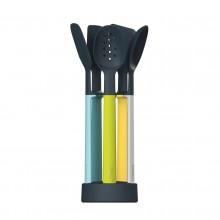Elevate™ 5-piece Silicone Utensil Set (Opal) - Joseph Joseph