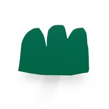 ENRI01 Coat Hook (Green) - Presse Citron