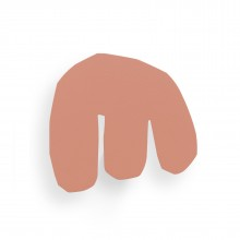 ENRI02 Coat Hook (Nude) - Presse Citron
