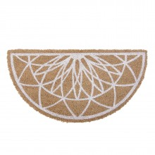 Fairytale Doormat (White) - Present Time