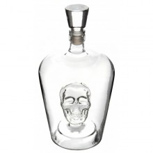 Skull Decanter - Final Touch