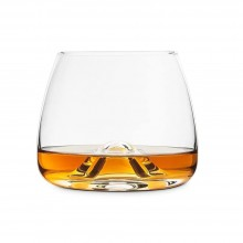 DuraShield Lead-Free Crystal Whiskey Glasses (Set of 2) - Final Touch