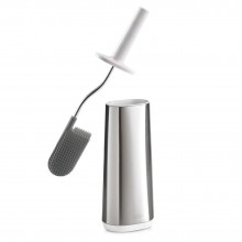 Flex™ Toilet Brush (Stainless Steel) - Joseph Joseph