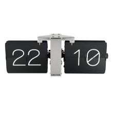 Flip Clock No Case (Black) - Karlsson