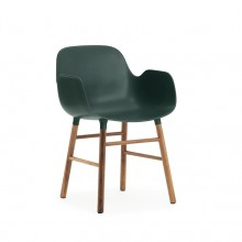 Form Armchair Walnut - Normann Copenhagen
