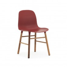 Form Chair Walnut - Normann Copenhagen