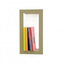 Framed Wall Shelf Highstick - Presse Citron