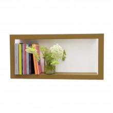 Framed Wall Shelf Largstick - Presse Citron