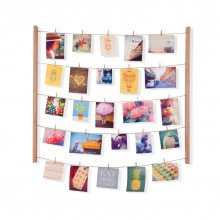 Hangit Wall Photo Display (Natural) - Umbra