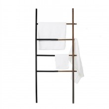 Hub Ladder (Black / Walnut) - Umbra