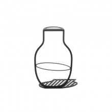 Surface Vase M Medium (Black) - ilsangisang