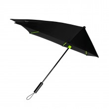 STORMaxi® Storm Umbrella Special Edition Black + Lime Frame - Impliva
