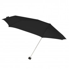 STORMini® Folding Storm Umbrella (Black) - Impliva