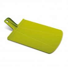 Chop2Pot™ Plus Folding Chopping Board Large (Green) - Joseph Joseph